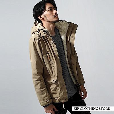 3WAY連帽登山外套(5色) ZIP日本男裝
