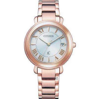 CITIZEN 星辰 xC 純粹時光光動能時尚腕錶(EO1202-57A)33mm