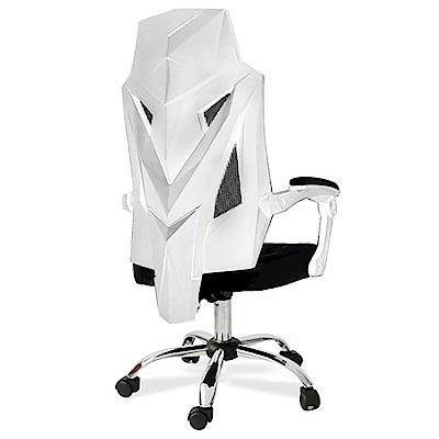【時時樂限定】亞岱爾加寬頭枕加厚椅背電競款工學電腦椅(升級耐重金屬椅腳)