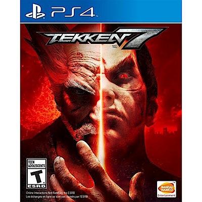 鐵拳 7 TEKKEN 7 - PS4 英日文美版