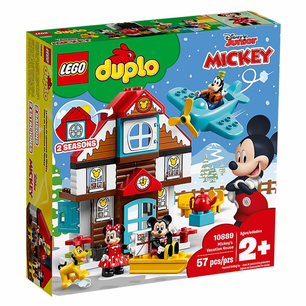 樂高LEGO Duplo 幼兒系列 - LT10889 Mickey's Vacation