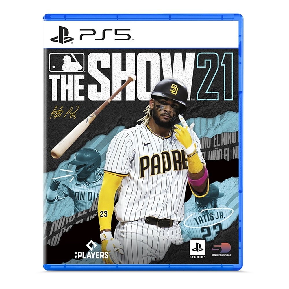 PS5 MLB The Show 21 標準版