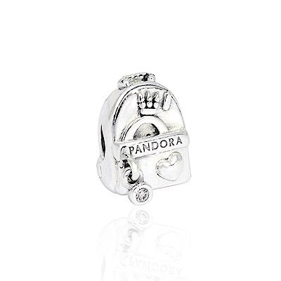 Pandora 潘朵拉 魅力冒險包 純銀墜飾 串珠