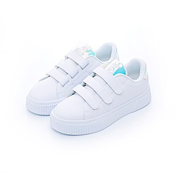 FILA 女性潮流復古鞋-白色 5-C310T-113