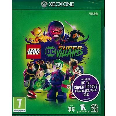 樂高 DC 超級反派 DC SUPER-VILLAINS -XBOX ONE 中英文亞版