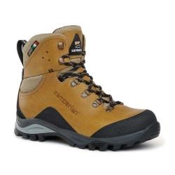 Zamberlan 330 防水高筒皮革登山鞋 女款 駝黃