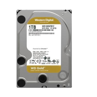 WD金標 1TB 3.5吋企業級硬碟 WD1005FBYZ