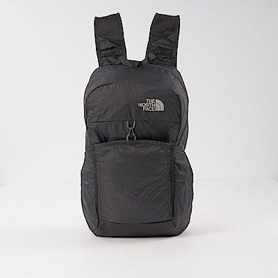 TheNorthFace北面黑色輕便可打包戶外雙肩背包 | CJ2ZKT0