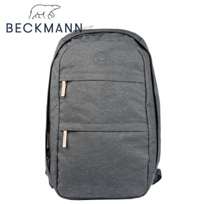 Beckmann-成人護脊後背包Track 32L - 質感灰