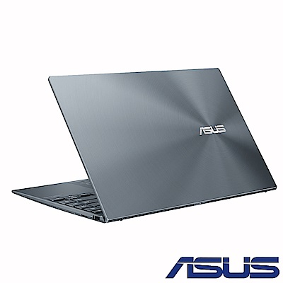 ASUS UX425JA 14吋筆電(i5-1035G1/8G/512G SSD/ZenBook 14/綠松灰)