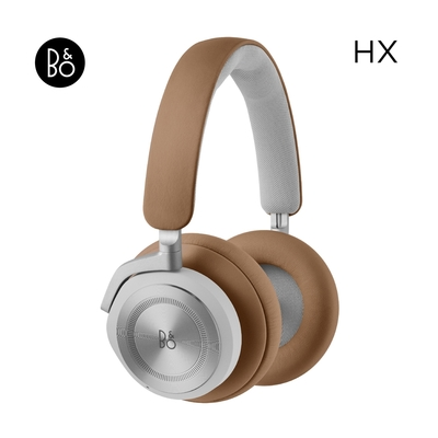 B&O HX 舒適型主動降噪藍牙音樂耳機 焦糖棕