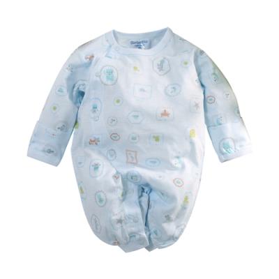 台灣製薄款純棉兩用護手兔裝 a70320 魔法Baby