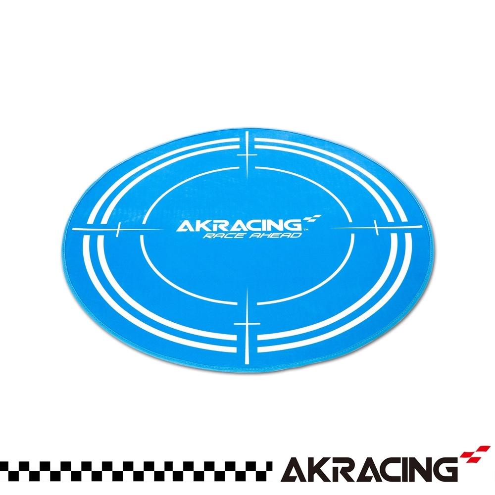 AKRACING_超跑電競地毯-GT824 SNIPER-藍