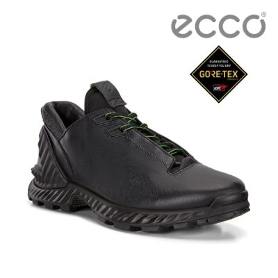 ECCO EXOHIKE M 攀越戶外運動鞋 男鞋 黑色
