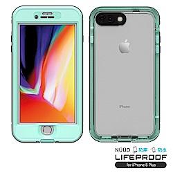 LIFEPROOF iPhone 8+專用 防水防雪防震防泥超強保護殼-簍空NUUD(綠)