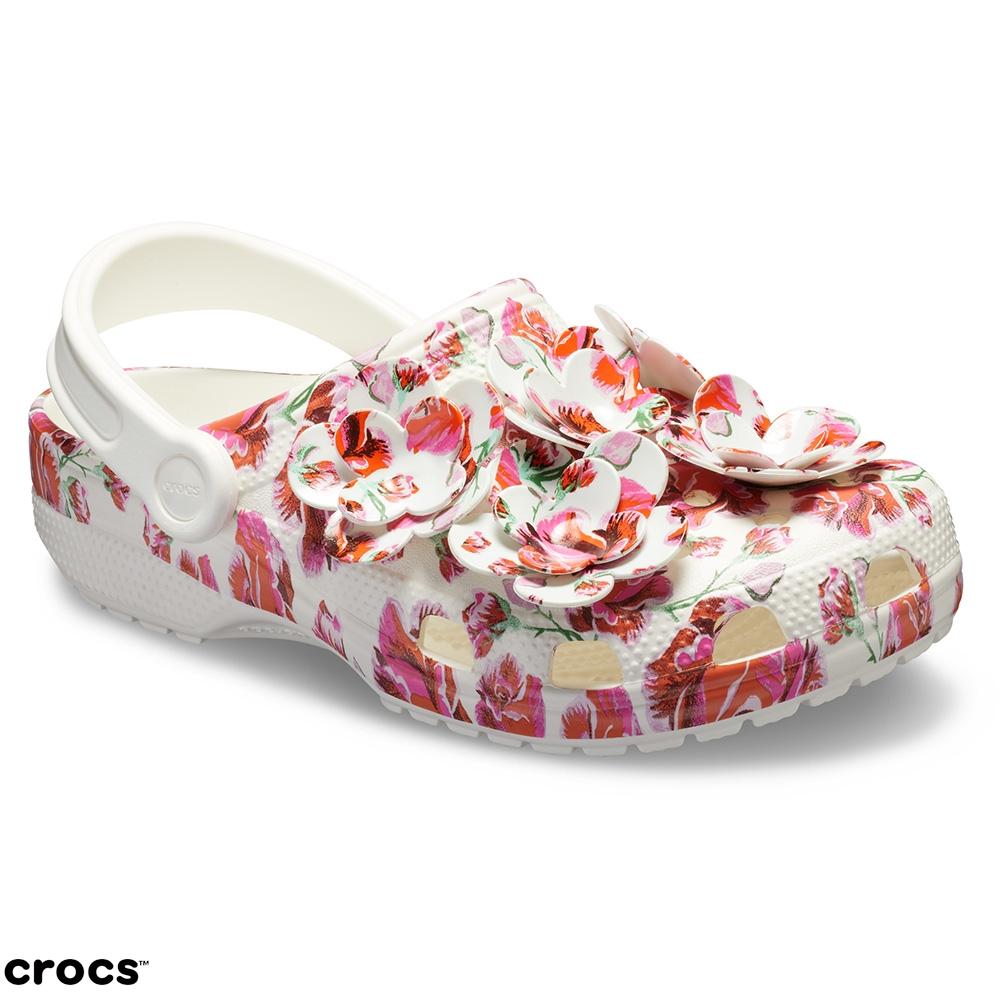 Crocs 卡駱馳 (中性鞋) 永恆系列經典玫瑰克駱格 205380-97E