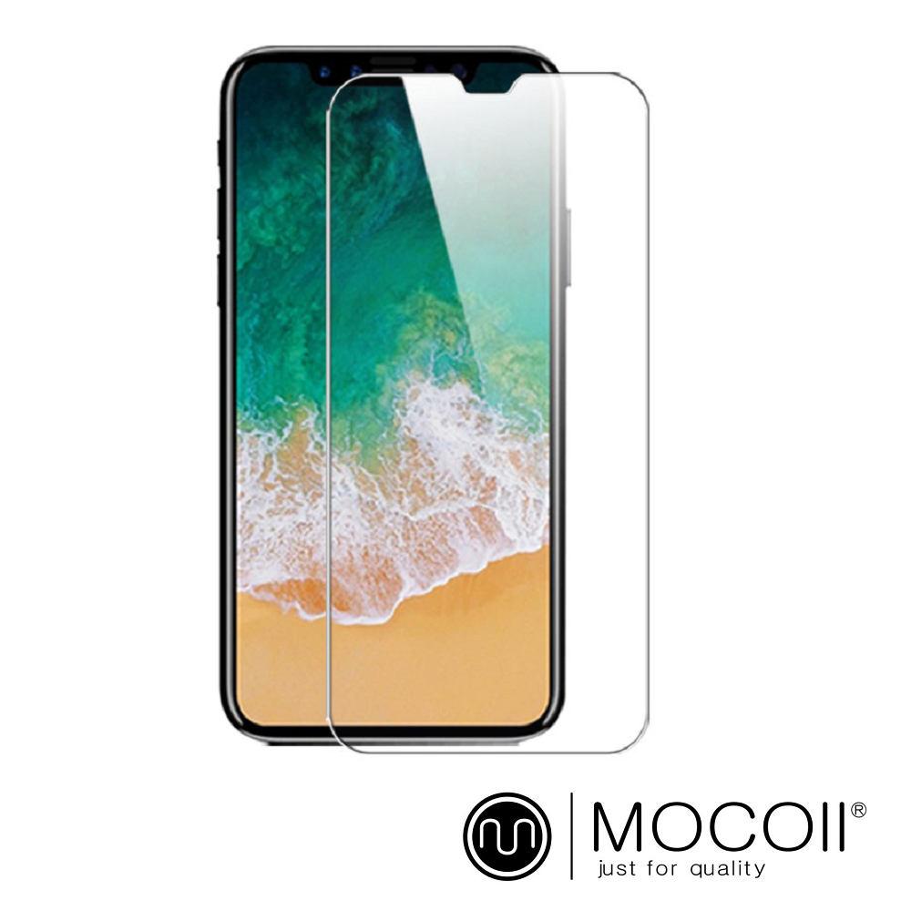 Mocoll - 2.5D 9H 透明鋼化膜 - iPhone Xs Max 專用