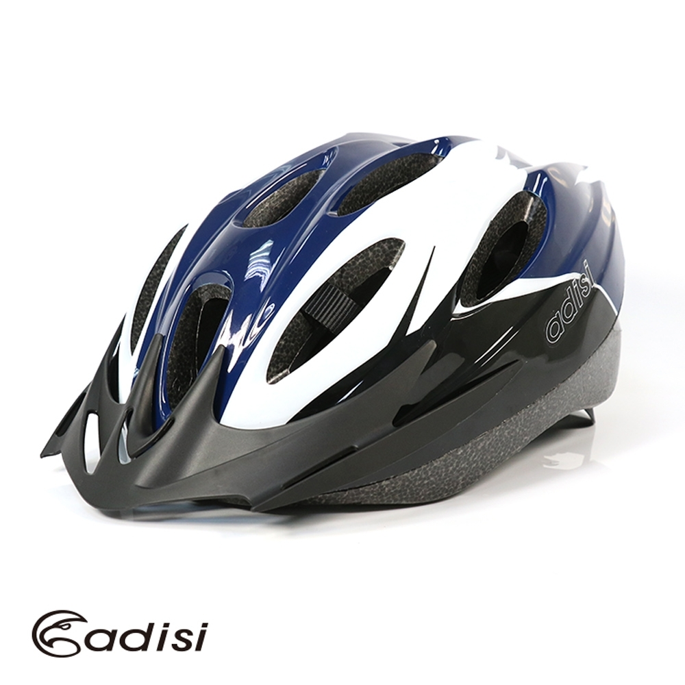 ADISI 自行車帽 CS-1700 藍