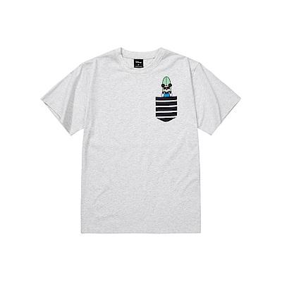 CACO-米奇衝浪版口袋T(兩色)-男【SDI050】