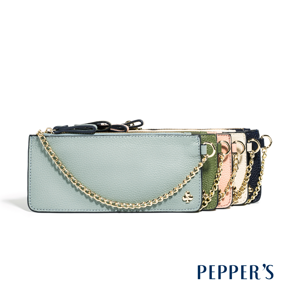 PEPPER`S Marley 牛皮手拿包 - 5色