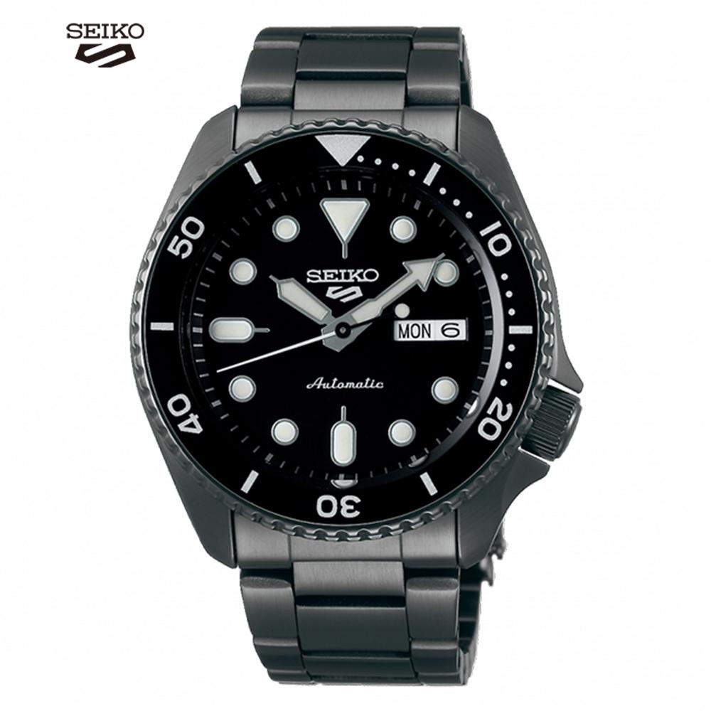 SEIKO 精工 5 Sports 系列機械錶(SRPD65K1)