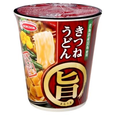 旨味杯麵 豆皮烏龍麵(59g)