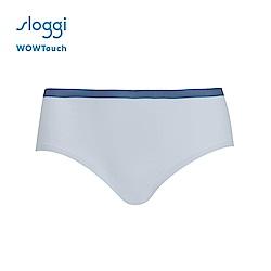 sloggi WOWTouch系列平口無痕褲 淡漠灰