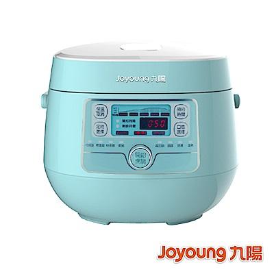 九陽精迷你電子鍋JYF-20FS989M 滿額送 公主蝴蝶陶瓷杯組(粉)