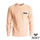 【QUIKSILVER】SPRAY DAZE CREW T恤 粉橘