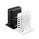 MINIQ 6孔大電流 Type-C USB 3合1多介面快速充電器 旅充頭