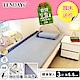 (週年慶)DISCOVERY柔眠床墊 標準單人3尺 5.5cm厚_文青藍特仕版 product thumbnail 1