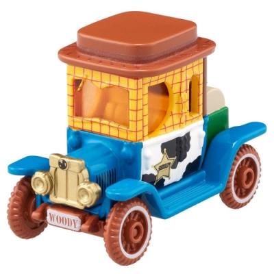 任選TOMICA DM-18胡迪警長高帽子造型小車 DS79992夢幻迪士尼小汽車