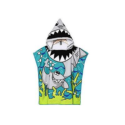 baby童衣 浴巾 卡通人物造型浴袍y7043