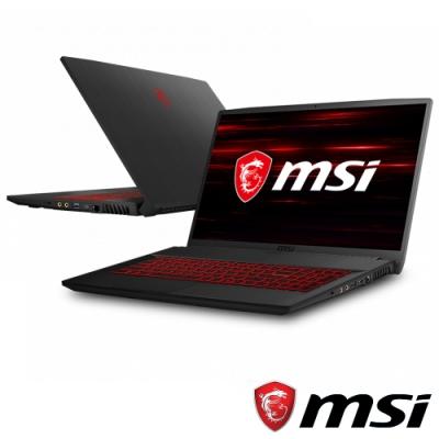 MSI微星 GF75 10SC-017TW 17吋電競筆電(i7-10750H/8G/512G SSD/GTX1650-4G/Win10)