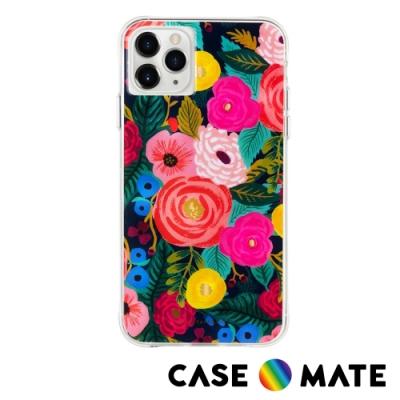美國 Case●Mate x Rifle Paper Co. 限量聯名款 iPhone 11 Pro Max 防摔手機保護殼 - 皇家玫瑰