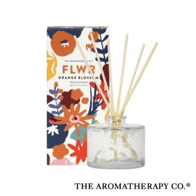 The Aromatherapy Co. 紐西蘭天然香氛 FLWR花卉系列 橙花 Orange Blossom 90ml 居家擴香