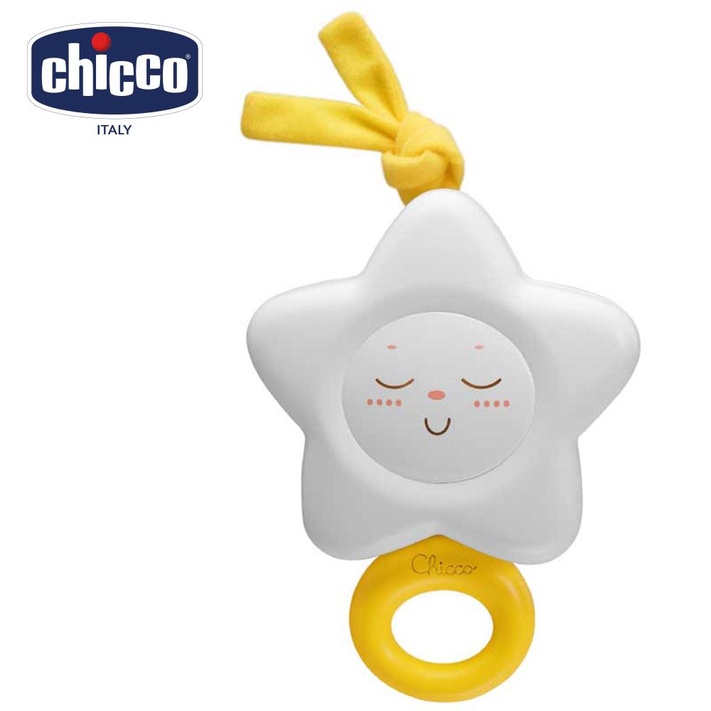 chicco-甜蜜蜜音樂鈴-2款(星星/月亮)