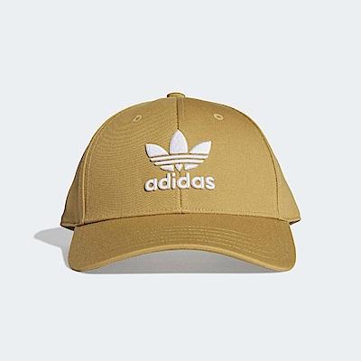 adidas 棒球帽 Trefoil Baseball Cap