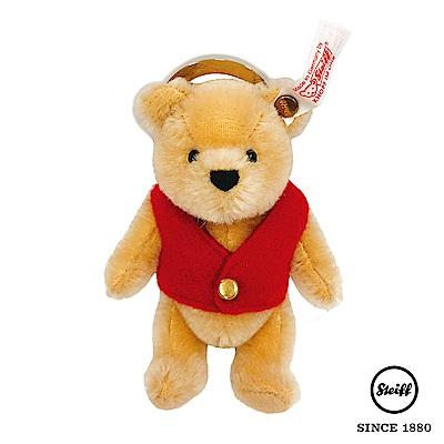 STEIFF德國金耳釦泰迪熊 小熊維尼 Winnie the Pooh(限量版吊飾)