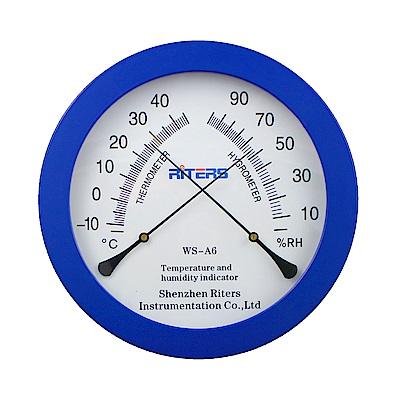 COMET 25CM精準機械掛式溫濕度計(TM-08)