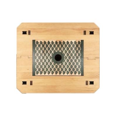 Truvii Table X One 組合桌/桌子 梧桐木 禾風 table-x-one