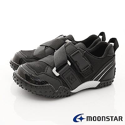 日本Carrot機能童鞋 速乾腳踏車鞋款 TW2156黑(中小童段)