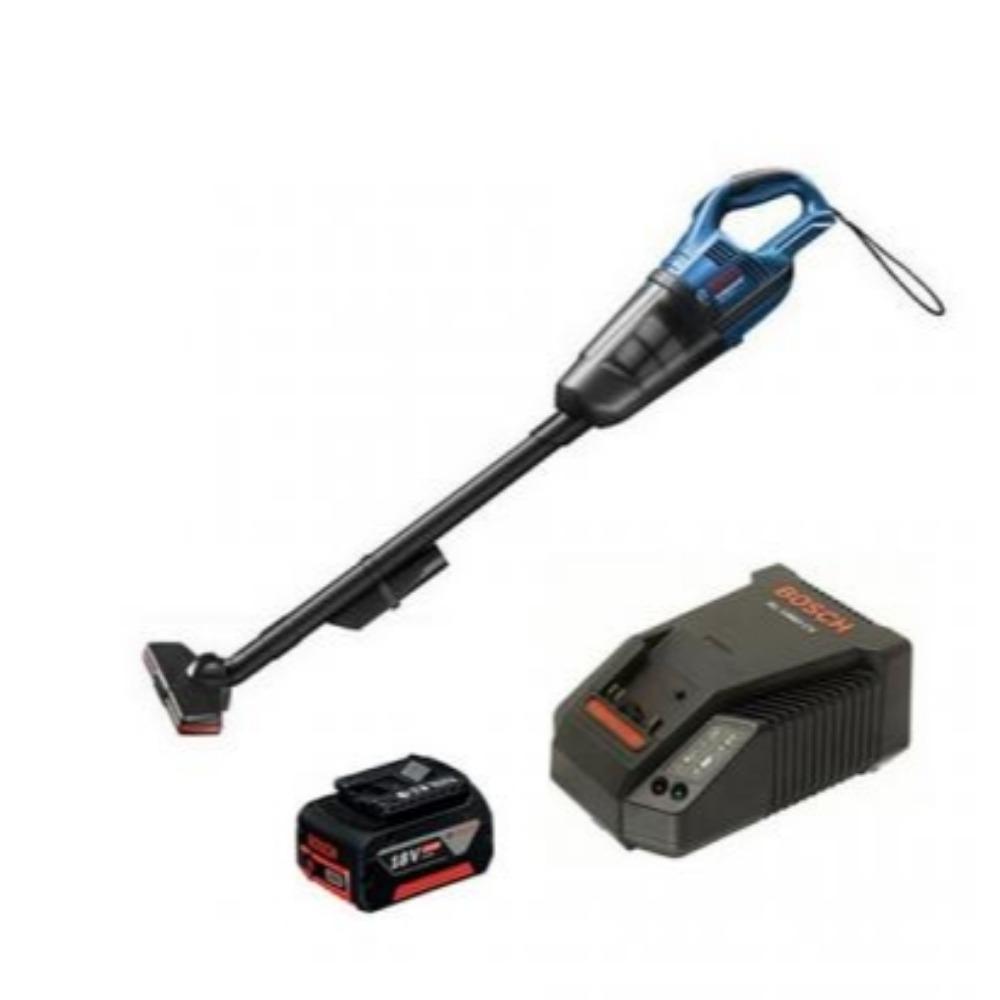 BOSCH 18V吸塵器GAS 18V(充電器+4.0電池一顆)套裝組