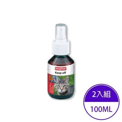 Beaphar樂透-愛貓驅離劑 100ml (2入組)