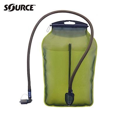SOURCE WLPS軍用水袋4504490203 狼棕色