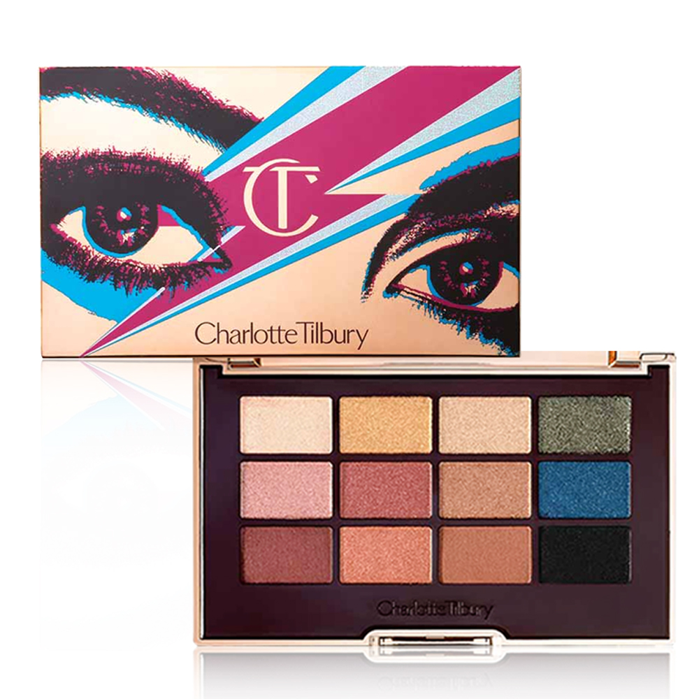 Charlotte Tilbury THE ICON PALETTE 眼影盤 12x2g