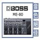 BOSS ME-80吉他綜合效果器 /贈導線.變壓器/公司貨 product thumbnail 1