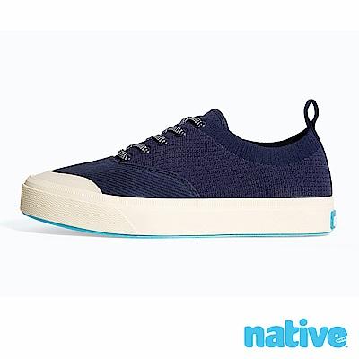 native JEFFERSON 輕織男/女鞋-帆船藍x牛奶骨