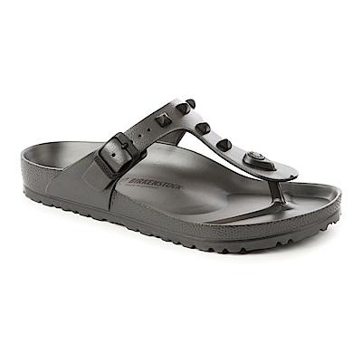 勃肯BIRKENSTOCK1007068GIZEH吉薩EVA夾腳拖鞋(鐵灰色)