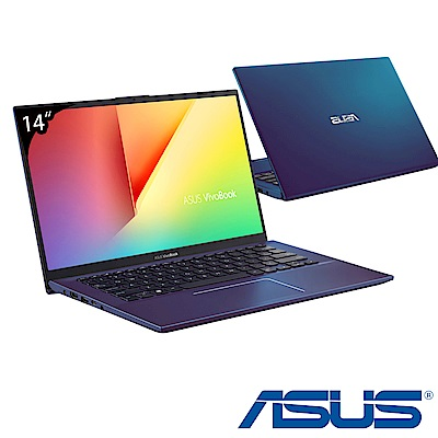 ASUS X412FL 14吋筆電 i5-8265U/4G/1T+512G/MX250/特
